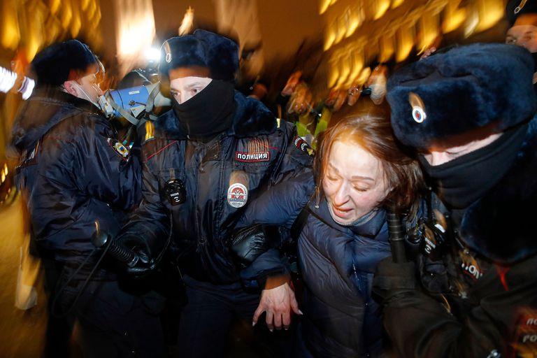 Foto del 2 de Febrero en San Petesburgo