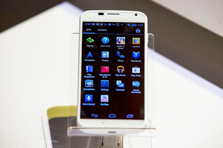 El Motorola Moto X se presenta hoy en el país
