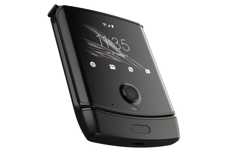 Moto Razr: suma Android 10 y permite gestionar casi todo con la pantalla externa