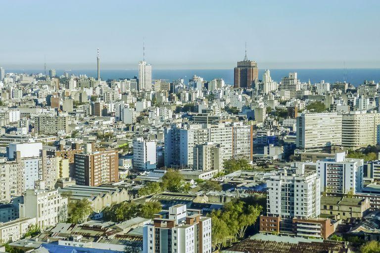 En Montevideo, el precio promedio del m2 en departamentos en abril y mayo subió a US$2639 y US$2632