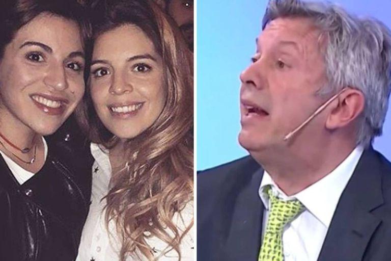 D'Alessandro se burló de Dalma y Gianinna Maradona tras su queja