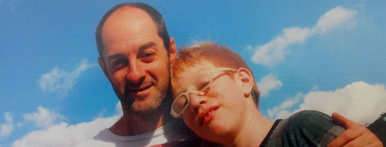 "Sebastián Caldubehere: ""Cuando salí del clóset entendí que podía ser padre"""