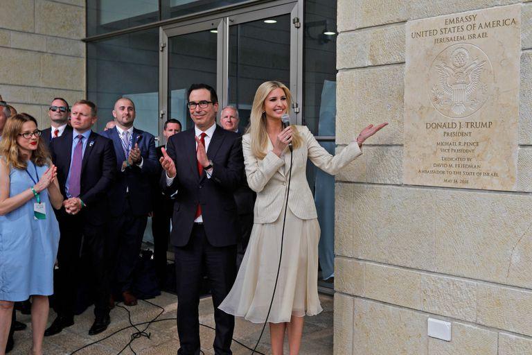 La decisión de Trump da orgullo a los israelíes, pero la paz parece más lejos