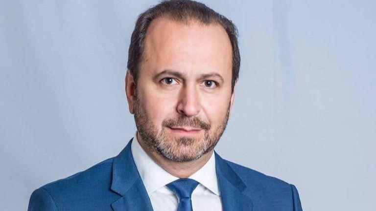 Jorge Solmi, secretario de Agricultura
