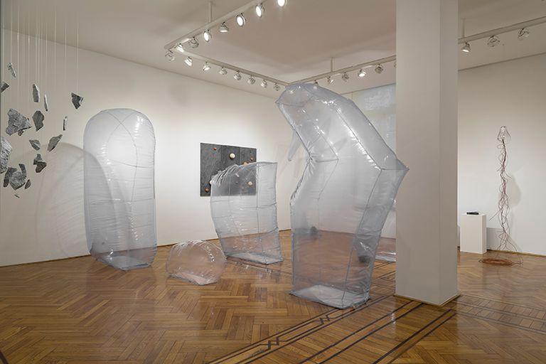 Muestra de Marcela Cabutti en Del Infinito
