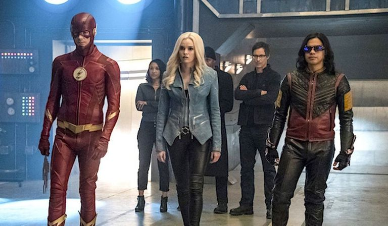 05/05/2021 Cultura.- The Flash dice adiós a dos de sus protagonistas.  The CW ha renovado The Flash por una octava temporada, pero la serie volverá con dos importantes bajas. Dos de los protagonistas originales abandonarán la ficción tras la séptima entrega, actualmente en emisión.  CULTURA THE CW