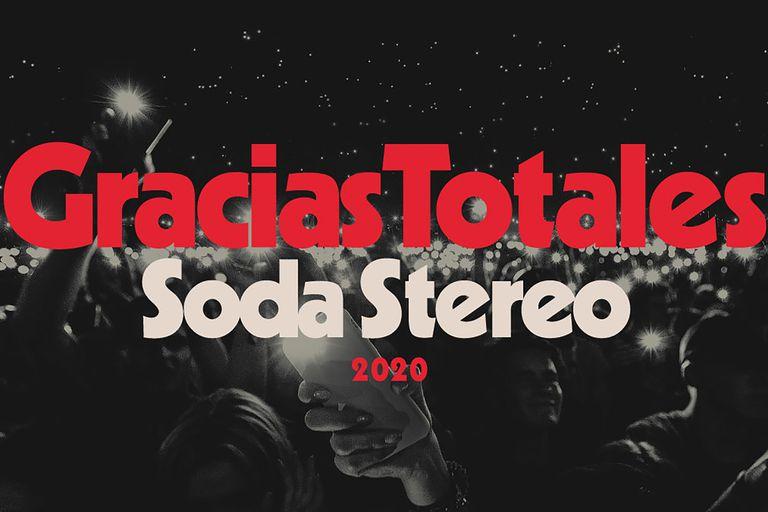 El afiche de la gira que ya tiene cuatro shows confirmados, en Colmbia, México, Chile y la Argentina