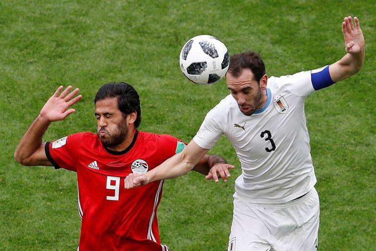 Uruguay Egipto