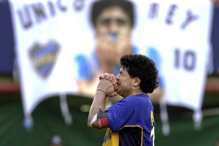 La nueva canción de Gustavo Cordera, a la memoria de Diego Maradona