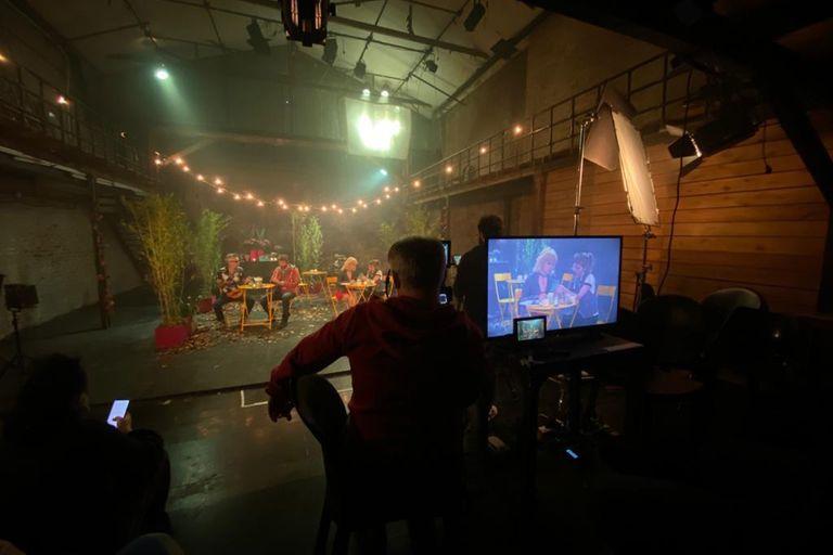 El canal televisivo Film&Arts estrenó el ciclo Teatro en casa, exclusivamente para América Latina