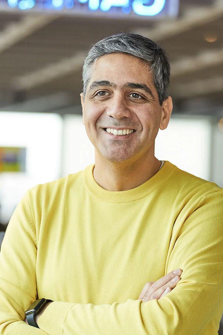 Koray Kavukcuoglu, vicepresidente de investigación de DeepMind