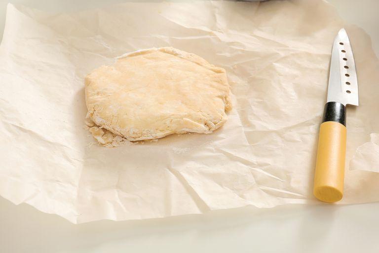 Masa quebrada (Brisa) para tartas saladas o dulces