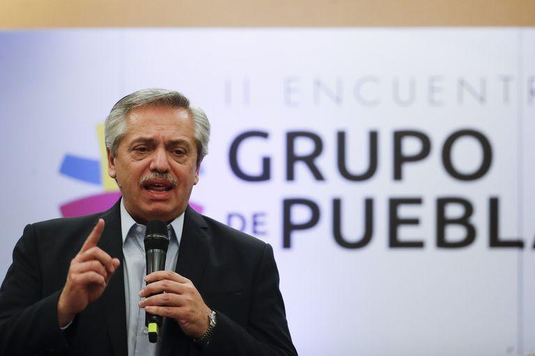 """Alberto Fernández: """"La OEA fue una suerte de escuadrón que avanzó sobre gobiernos populares"""""""