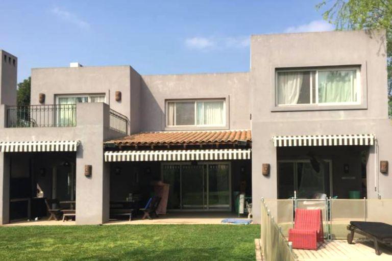 Luego de divorciarse, Nicole Neumann y Fabián Cubero pusieron en venta la casa que comparten en Santa Bárbara