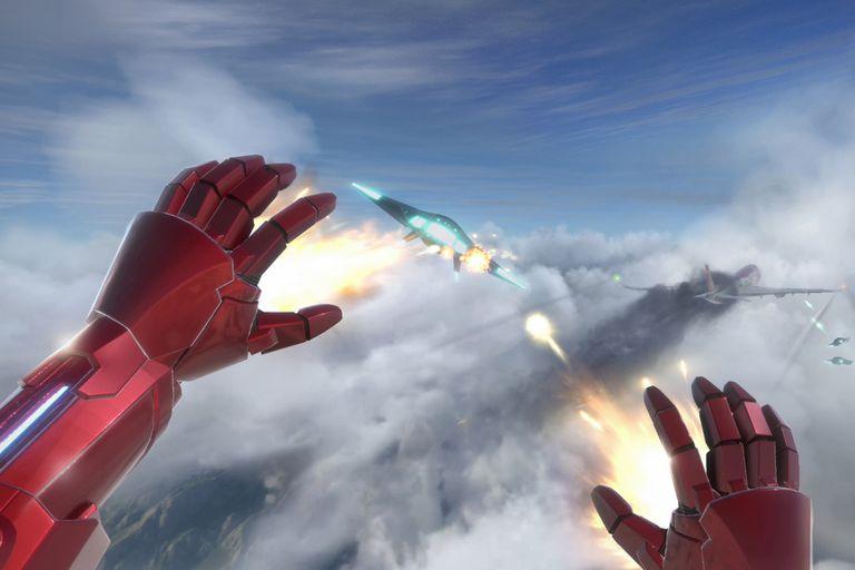 Iron Man VR es un título para PlayStation VR que aprovecha las características del personaje de Marvel con experiencias inmersivas propias del traje de Tony Stark