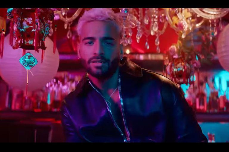 """El nuevo álbum de Maluma trae 22 canciones y ya tiene un video estrenado, """"Parce"""""""