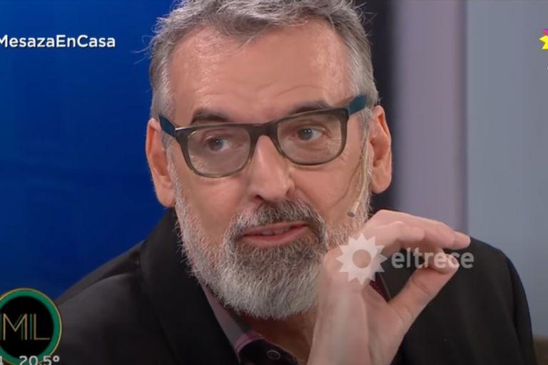 Affaire: Benito Fernández reveló que salió con un famoso actor de Hollywood