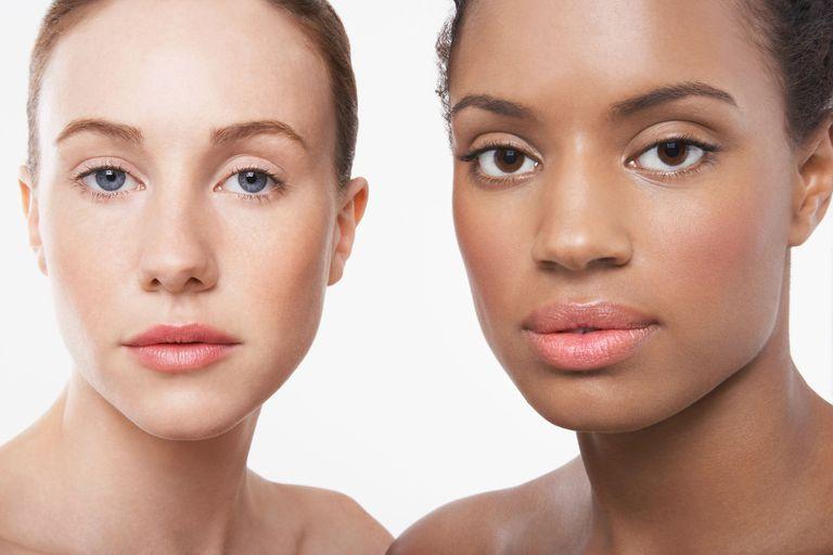 El 75% de las nigerianas usa productos blanqueadores, pero tienen un lado oscuro
