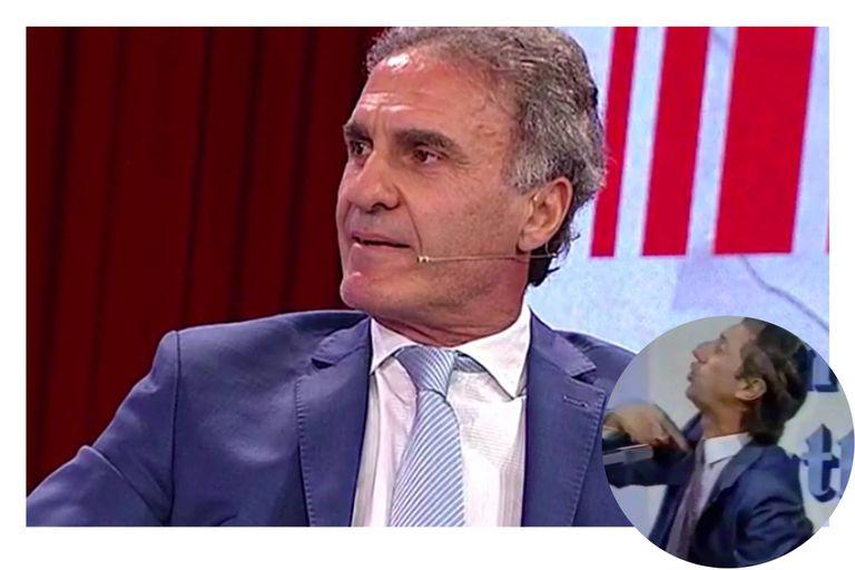 La emotiva reacción de Ruggeri ante el video viral de Bilardo