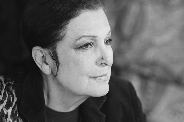 Leïla Menchari. La emblemática vidrierista de Hermès que murió por coronavirus