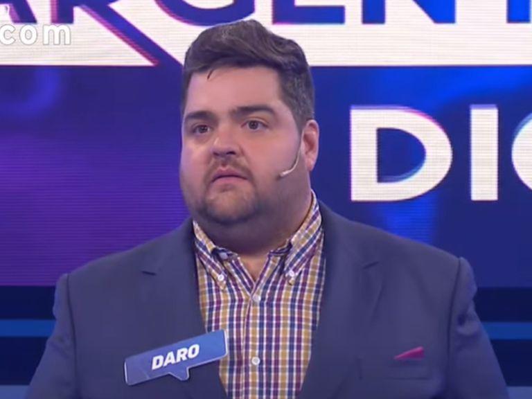Darío Barassi conduce 100 argentinos dicen, el programa que este martes fue lo más visto de eltrece