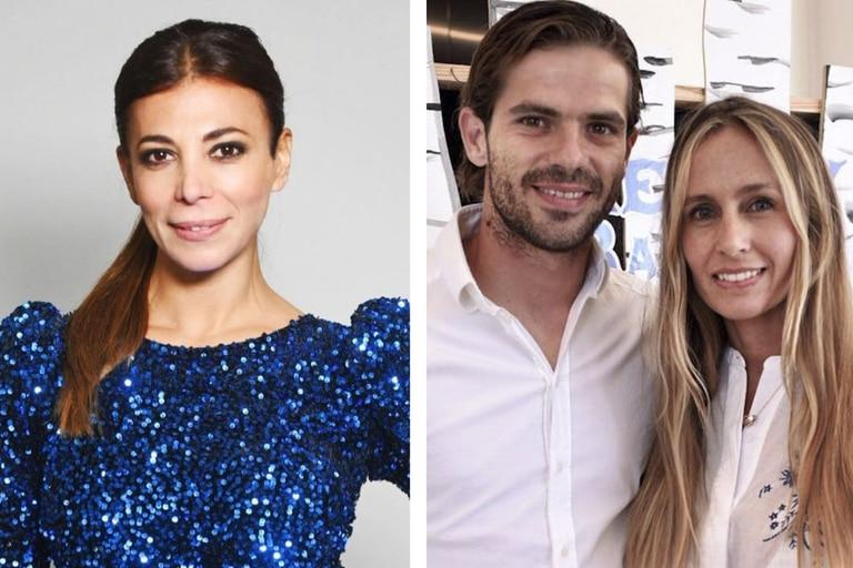 Ximena Capristo se metió en la escandalosa separación de Fernando Gago y Gisela Dulko