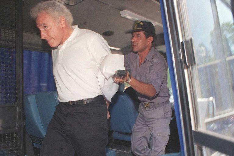 Coppola fue detenido en octubre de 1996 luego de un allanamiento ordenado por el exjuez Bernasconi