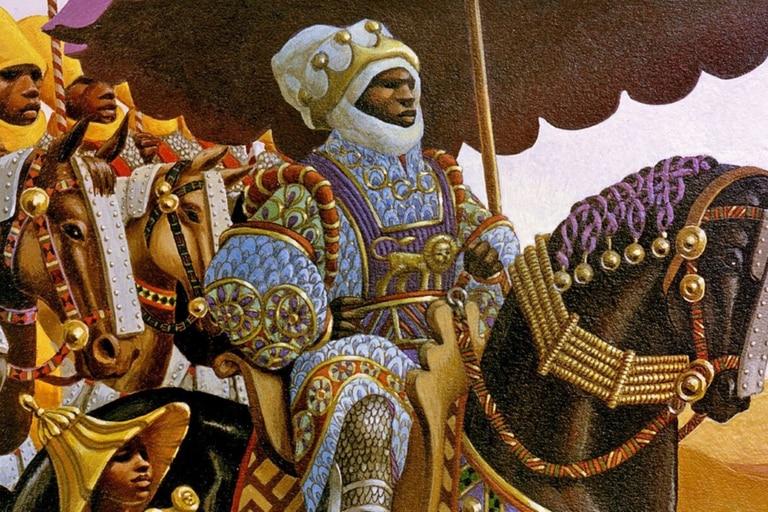 La generosidad de Mansa Musa llegó a causar una caída en el precio del oro