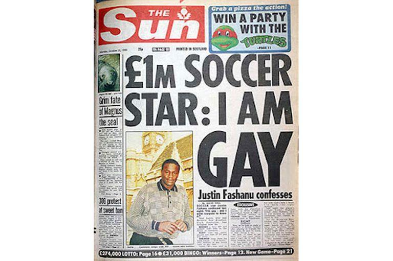 La tapa de The Sun que provocó una conmoción en 1990
