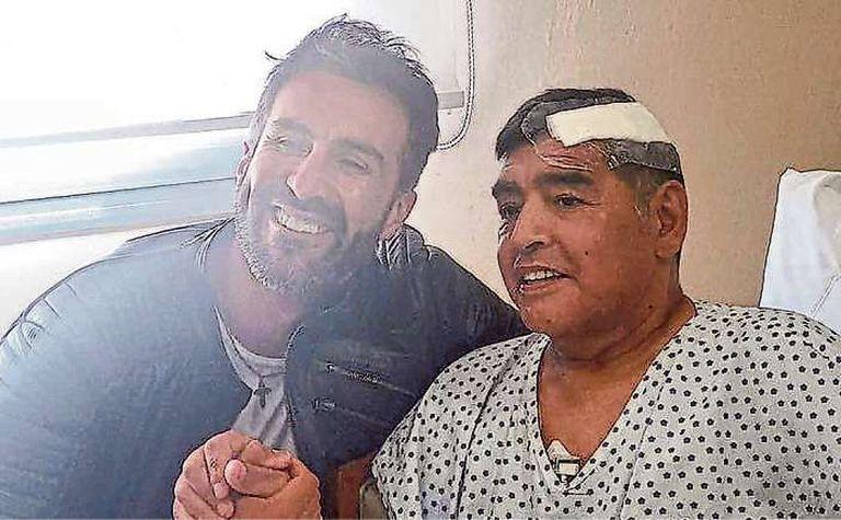 El neurocirujano Leopoldo Luque era el médico personal de Diego Maradona
