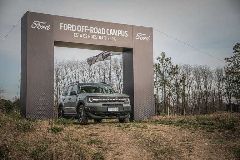 El día que los dueños de Ford Bronco pudieron probar toda su potencia