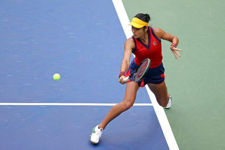 Raducanu consiguió un logro fenomenal en la Gran Manzana, entrando al torneo como la número 150 del mundo
