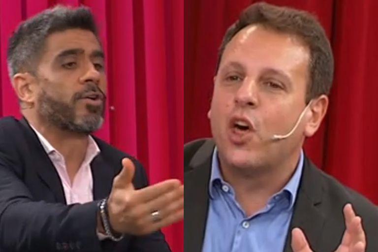 Federico Bulos y Marcelo Sottile protagonizaron un nuevo cruce en ESPN F90