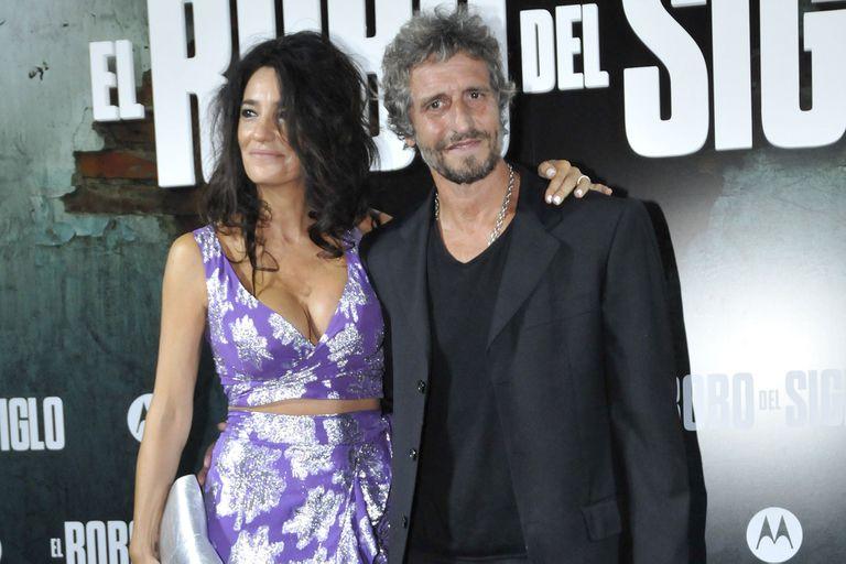 Diego Peretti interpretó al autor intelectual y ejecutor del robo, Fernando Araujo