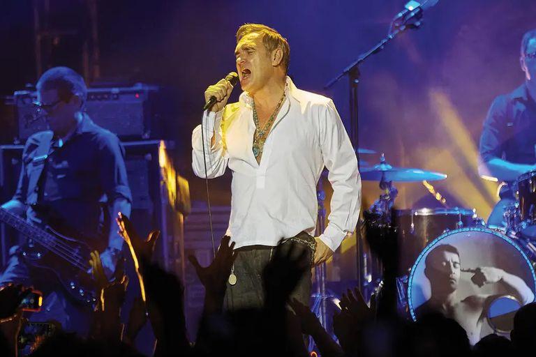 Si bien no se confirmó cuál fue el volumen de su aporte, A$AP Rocky contó que Morrissey aportó voces, letras y producción a su próximo álbum