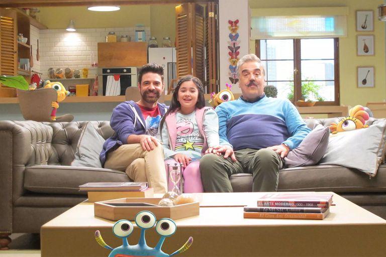 En Nivis, amigos de otro mundo, Disney muestra una familia diferente e inclusiva