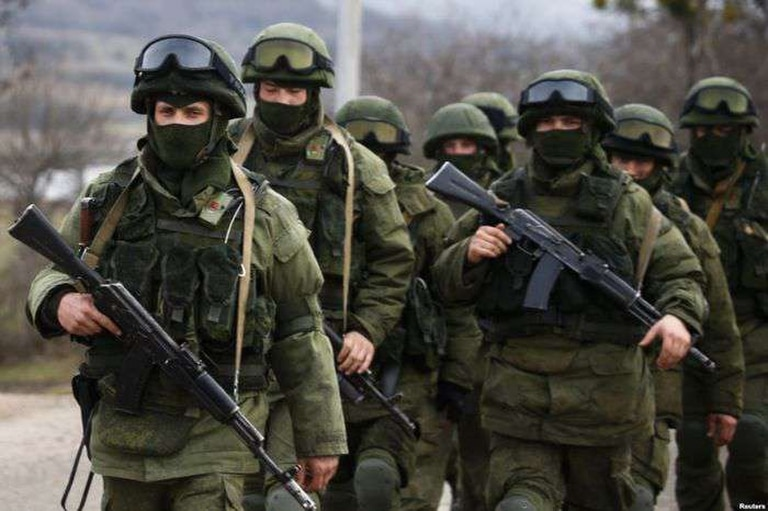 Quiénes son los Spetsnaz, los comandos rusos que Putin habría enviado a  Siria a luchar con Al-Assad - LA NACION