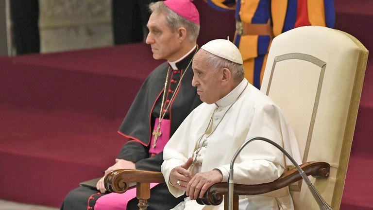 El Papa se suma a la presión sobre Trump y pide que se respete status quo de Jerusalén