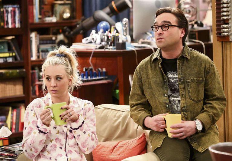 The Big Bang Theory: todavía no terminó, pero Cuoco ya fantasea con un reboot
