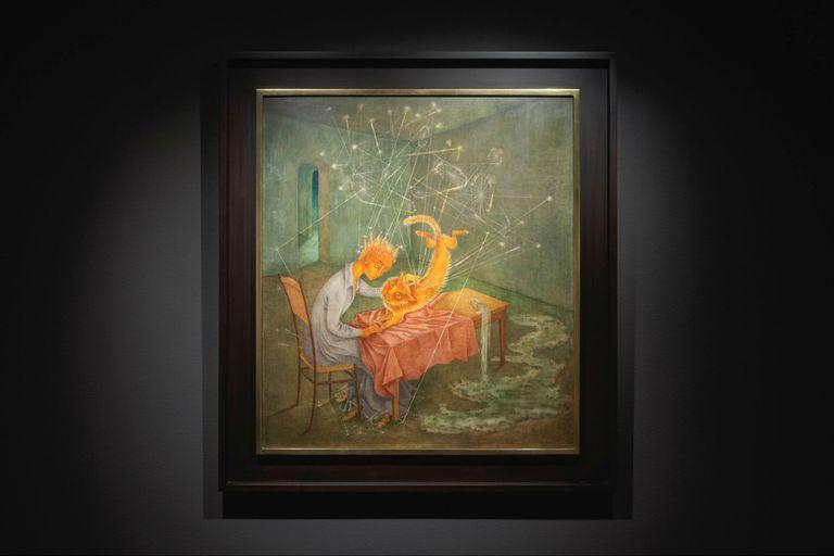 Una obra de Remedios Varo, por la que Costantini pagó este año 3,1 millones de dólares, integrará una muestra antológica dedicada a la artista española exiliada en México