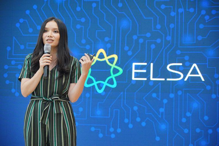 La app Elsa, creada por Vu Van, tiene 13 millones de usuarios en todo el mundo