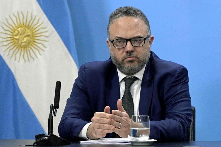 Matías Kulfas, ministro de Desarrollo Productivo, convocó al nuevo presidente de la Rural, Nicolás Pino
