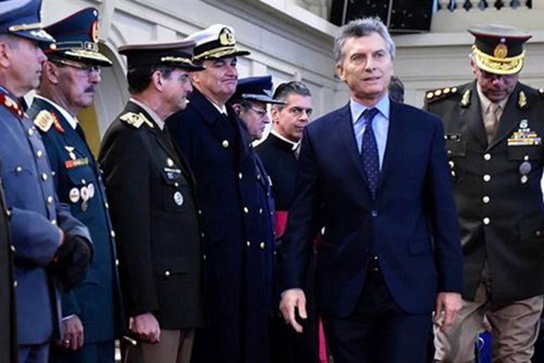 Macri encabeza en La Quiaca el envío de 500 militares a la frontera norte