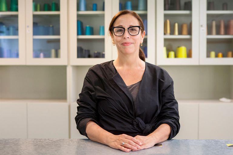 Turquesa Topper, coordinadora de la Facultad de Arquitectura y Diseño.