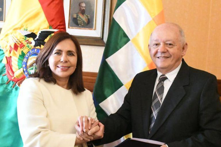 Bolivia designó a su primer embajador ante los Estados Unidos en 11 años