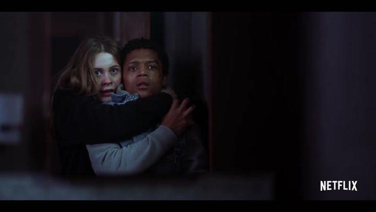 The Innocents (2018) será la próxima serie en irse de Netflix. Fuente: Youtube.