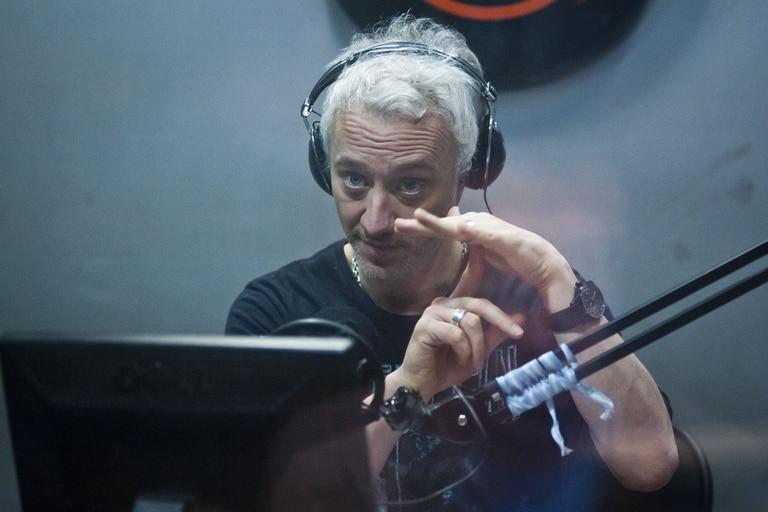 Andy Kusnetzoff será la cabeza de una nueva radio donde convergerán las figuras de Metro