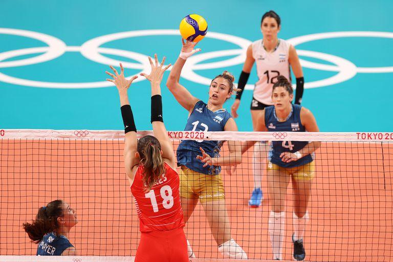 Las confesiones tras la cuarta derrota 3-0 del vóleibol femenino y la eliminación