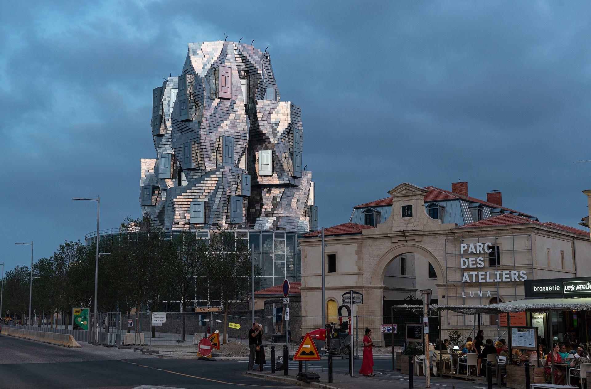 El edificio está destinado a ser un centro de creación artística