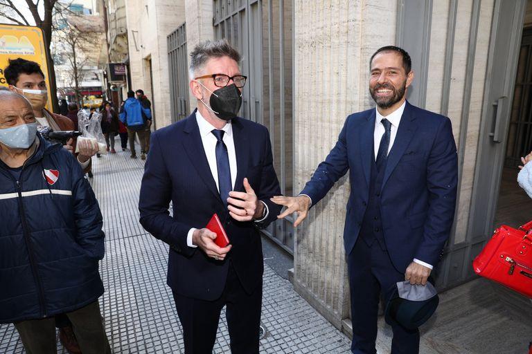 Casamiento de Luis Novaresio con Braulio Bauab